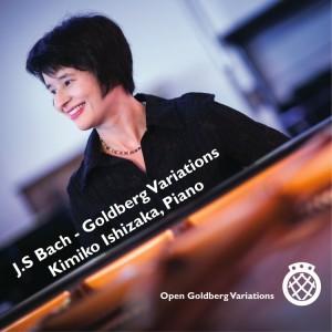 Kimiko Ishizaka: J. S. Bach - Goldberg Variations
