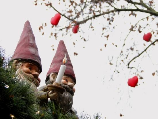 Frohe Weihnachten - Foto mit freundlicher Genehmigung von Petra Schulten