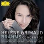 Hélène Grimaud - Johannes Brahms: The Piano Concertos